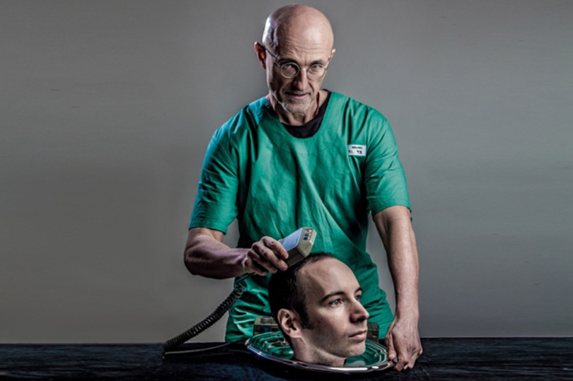 The First Human Head-Transplant, Sergio Canavero.