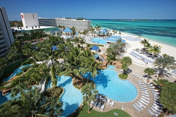 Bermuda (Hamilton), Located in The Atlantic Ocean
