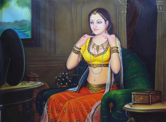 Queen of Padmavati