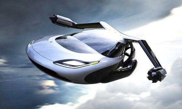 Flying cars Terrafugia TF-X