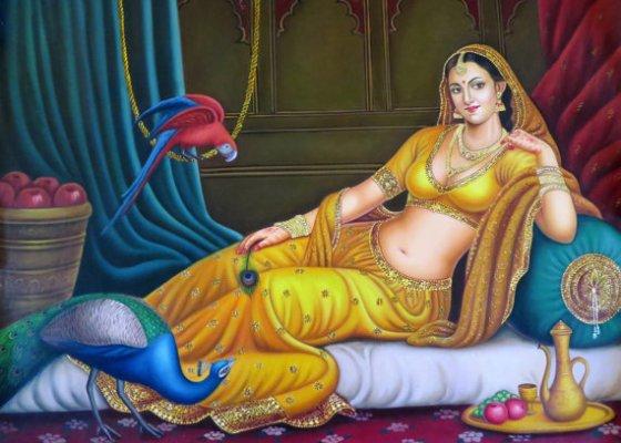 Rani Padmavati, Queen Who Died in The Fire.
