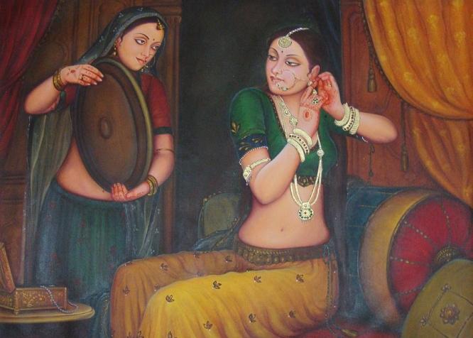 Rani Padmavati queen of India