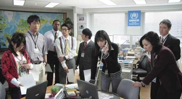 Japanese women are hard worker