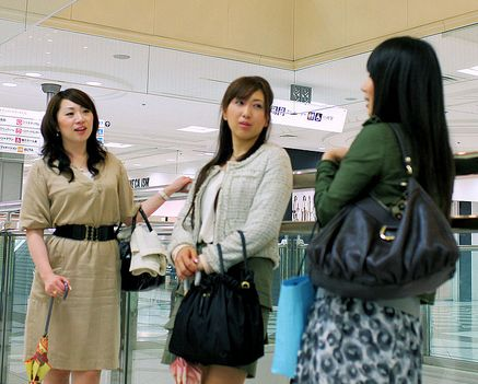 Japanese women too tired of dating