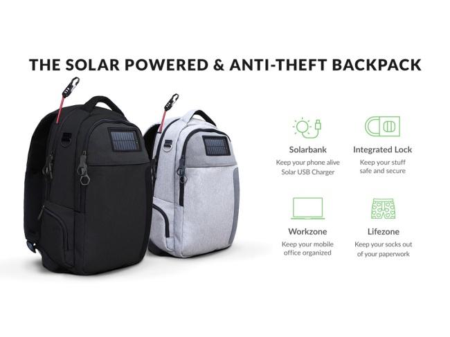 li-ion smart bag