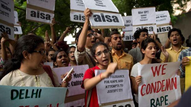 New Delhi rape women