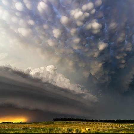 Strange Cloud Sequence