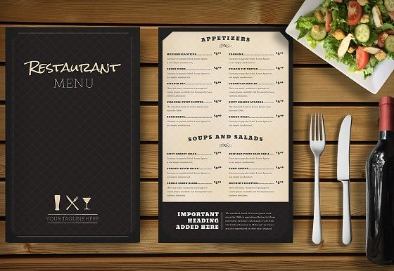 5 Tricks Restaurant Menu to Trap You.