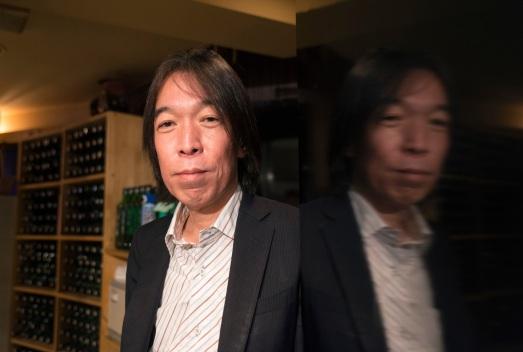First dash bar boy rent in Japan