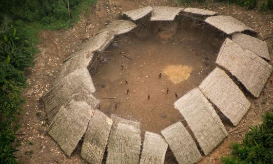 5 Uncontacted Tribes of Our Time.