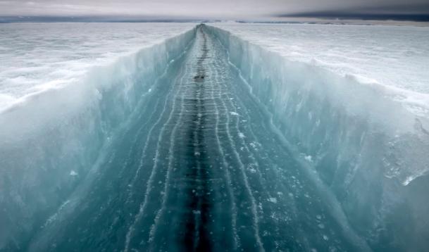 Live under Frozen Oceans