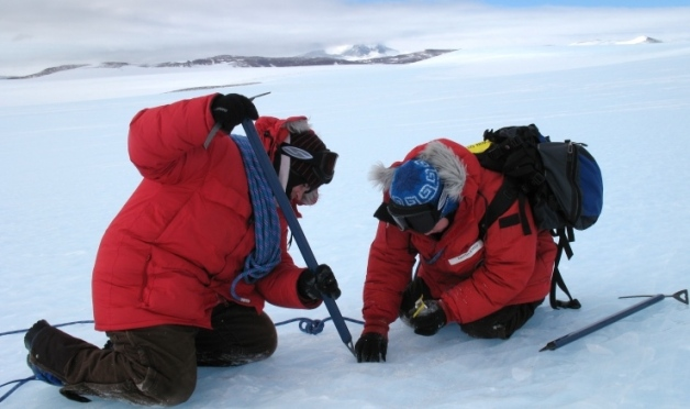 You cannot work in Antarctica unless your molars are pulled out and your appendix is healed.