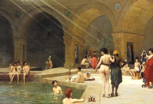 baia romans bath