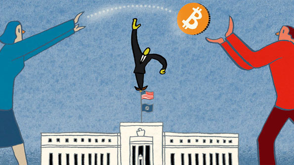 Bitcoin is Independent. Every Agent or Government does not Control Bitcoin