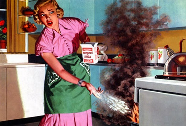5 Reasons Women Can't Cook Also Worth Marrying.