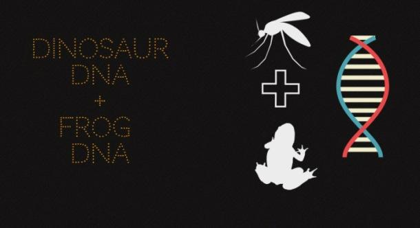 dna dinosaurs