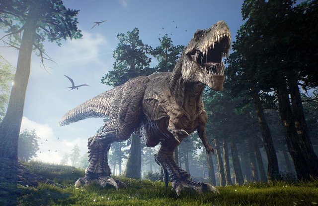5 Ferocious Facts of Tyrannosaurus-Rex