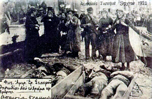 The Greek Pontic Genocide