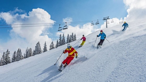 Top 5 Best Ski Places in Europe.